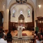 photo de baptême église