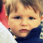 portrait bébé garçon
