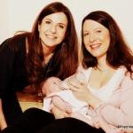 séance photo famille bébé