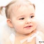 photo bébé petite fille