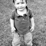 photo petit garçon sur le vif