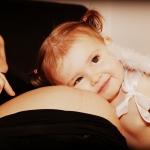 photo grossesse et petite soeur (5)