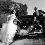 mariés en traction