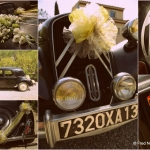 photo montage traction mariage
