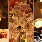 composition décors de mariage