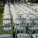 photo des chaises de réception