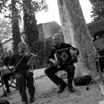 photo des musiciens du mariage bastide de puget meyreuil