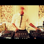 photo du disc jockey du mariage
