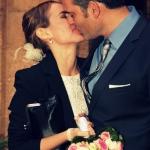 photo baiser mariés aix en provence