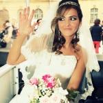 Salut de la mariée