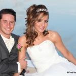 photo de mariés classique