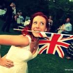 photo de mariage anglais en provence