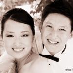 photo de mariage chinois