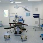 salle de bloc orthopédique
