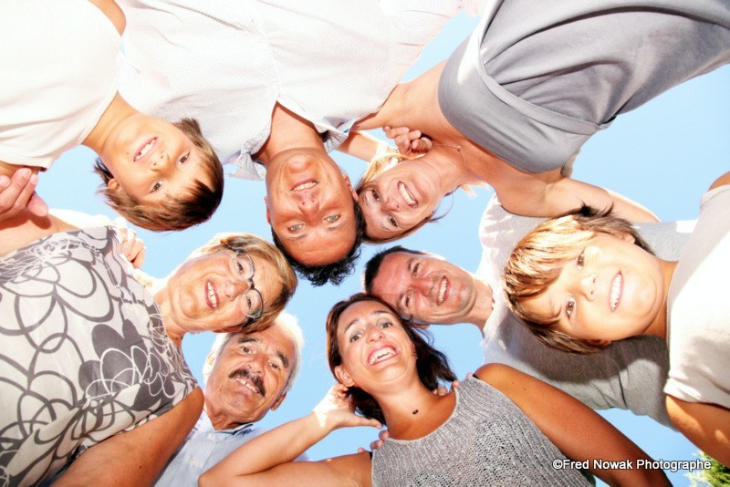 photographe professionnel portrait de famille aix en provence