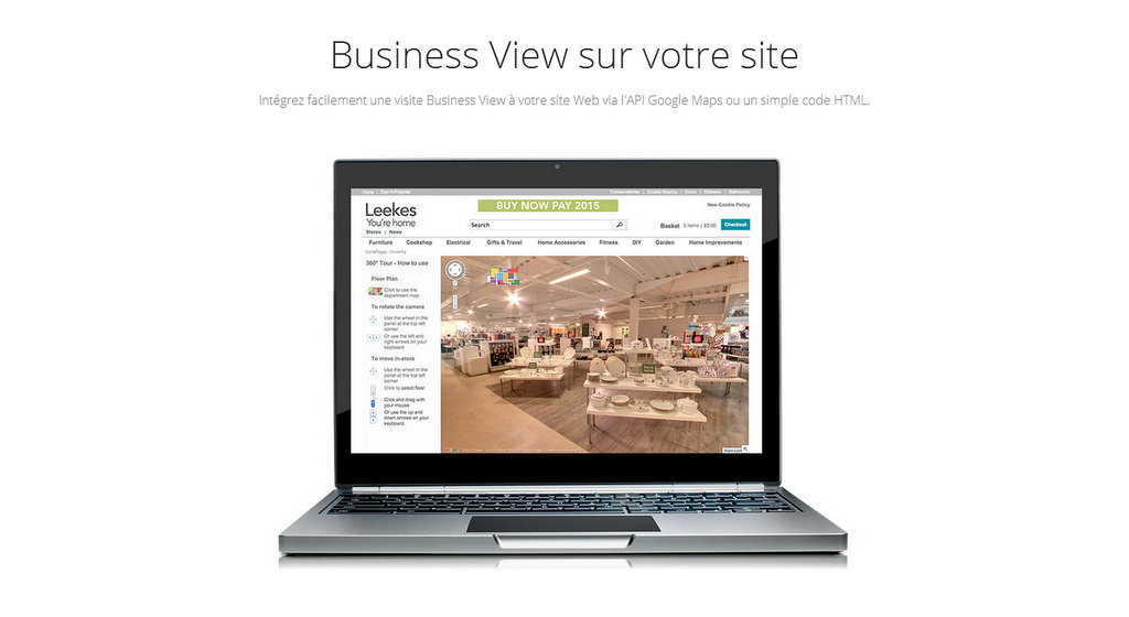 GOOGLE BUSINESS VIEW 3