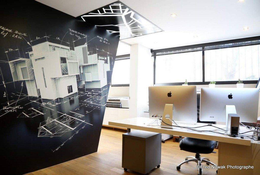 photo professionnelle de cabinets d'architectes à marseille et aix en provence; konceptor, agence de francoise cartouzou