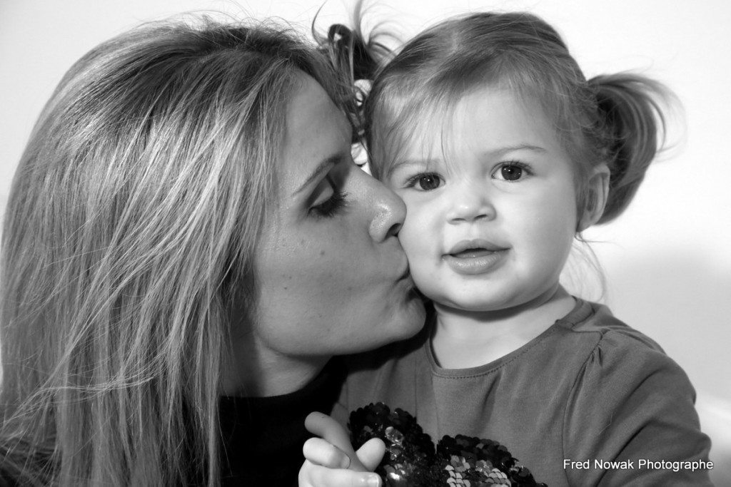 portrait de famille par photographe professionnel à aix en provence